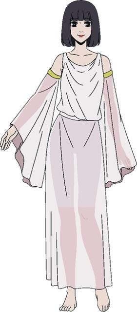 アニメ『MARS RED』第2弾キャスト&キャラクター発表!オリジナルキャラクターを演じるのは高垣彩陽さん、國立幸さん、古川慎さん-6