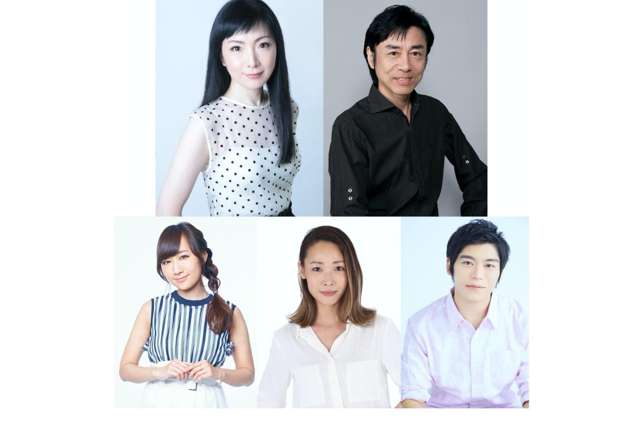 アニメ『MARS RED』オリキャラ声優に高垣彩陽、國立幸、古川慎