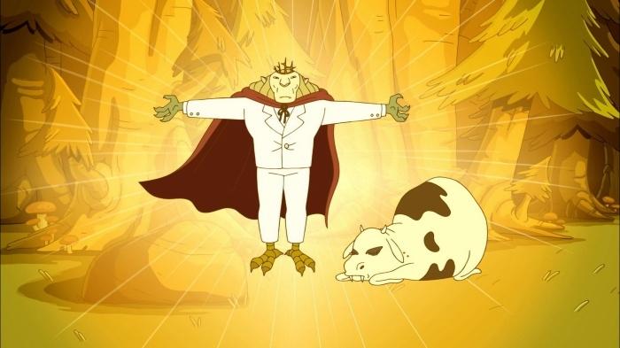 オリジナルアニメシリーズ『アドベンチャー・タイム』梶裕貴さん、浪川大輔さん、堀内賢雄さんが担当したゲストキャラ登場回の厳選エピソードを放送!