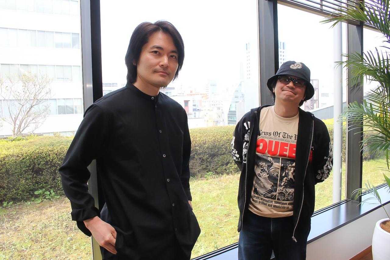夏アニメ『GREAT PRETENDER』鏑木ひろ×古沢良太インタビュー