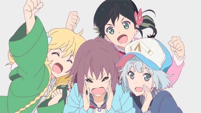 TVアニメ『ローリング☆ガールズ』放送5周年を記念したBD BOXが12/16発売決定、放送5周年記念本の制作も! 声優の小澤亜李さん・日高里菜さん・種田梨沙さん・花守ゆみりさんからコメントも到着
