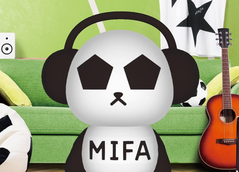 夏アニメ『歌うサッカーパンダ ミファンダ』ミファンダがYouTuber活動開始
