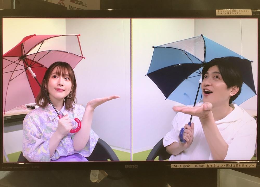 『声優と夜あそび 火【下野紘×内田真礼】特別編 #7』公式レポ到着!