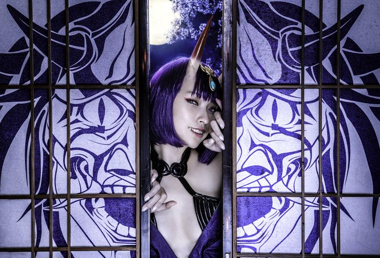 『Fate/Grand Order』源頼光、『ONE PIECE』しらほし姫など、コスプレイヤー・椎名煌さんの美麗な写真&インタビューを特集-4