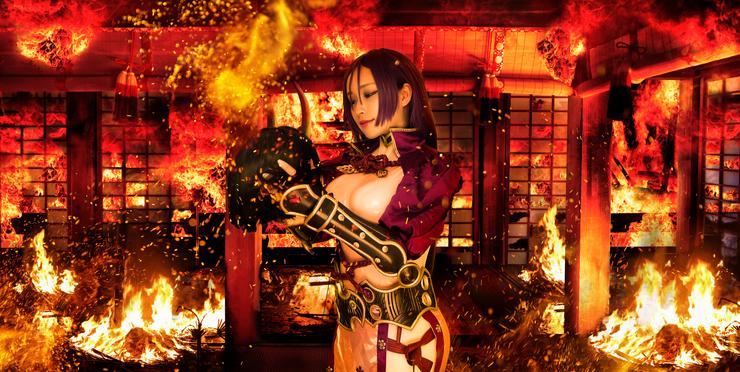 『Fate/Grand Order』源頼光、『ONE PIECE』しらほし姫など、コスプレイヤー・椎名煌さんの美麗な写真&インタビューを特集-2