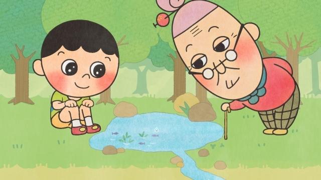 大人気絵本シリーズ『もったいないばあさん』アニメ化決定!初めておばあさん役でアニメ出演する戸田恵子さん、原作・真珠まりこ先生のコメント到着