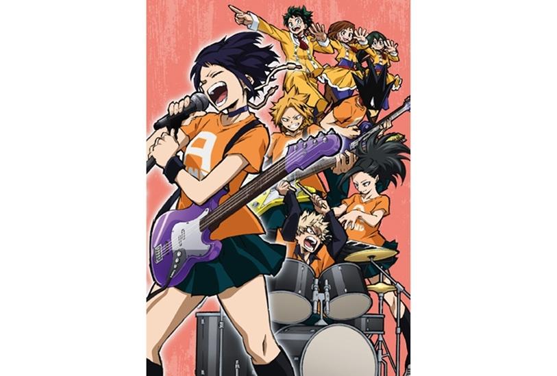 TVアニメ『ヒロアカ』第4期BD&DVD第6巻ジャケットビジュアル解禁