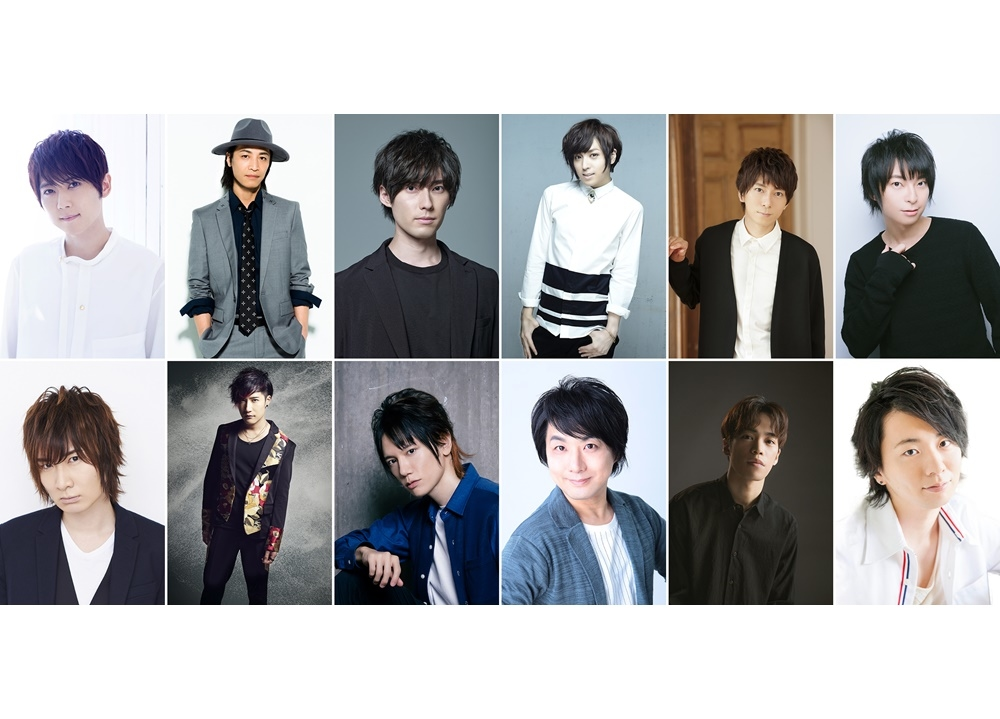 『ツキアニ2』主題歌を歌う梶裕貴・蒼井翔太ら声優陣から公式コメ到着!