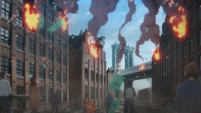 春アニメ『LISTENERS リスナーズ』11話「アイ・アム・ザ・レザレクション」の先行カット到着! 声優・諏訪部順一さん演じる殿下が再登場