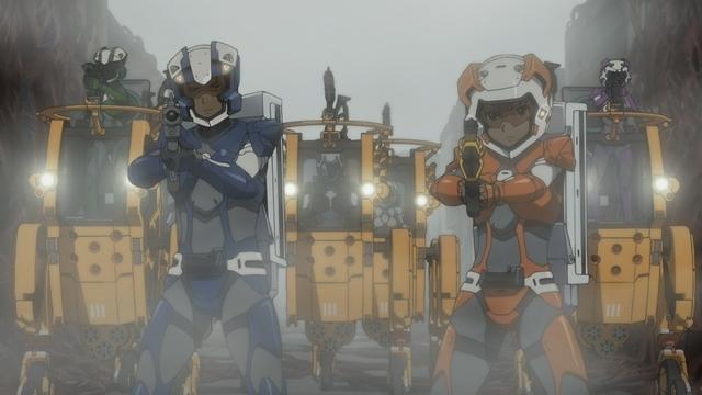 アニメ『A.I.C.O. Incarnation』2020年7月より地上波初放送が決定! 声優の白石晴香さん&小林裕介さんからコメントも到着