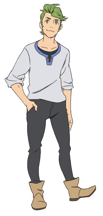 夏アニメ『デカダンス』7月8日(水)より放送開始! 鳥海浩輔さん、喜多村英梨さんら演じる追加キャラクターや本PVなどが解禁