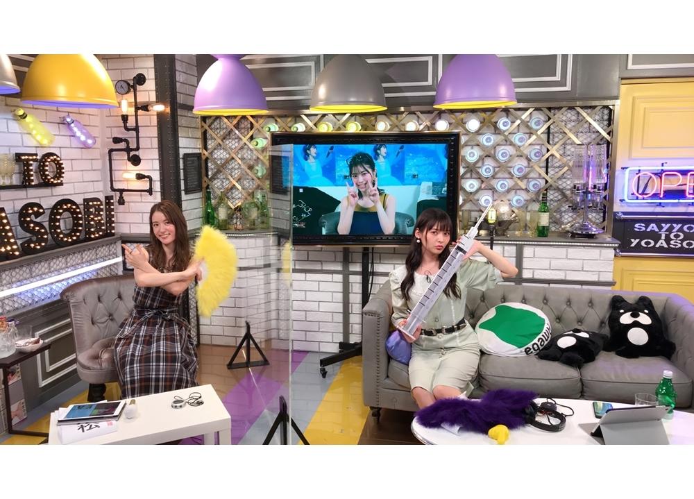『声優と夜あそび 水【小松未可子×上坂すみれ】 #2』公式レポ到着!
