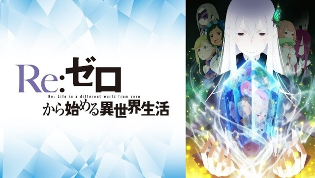 【ABEMA】夏アニメラインナップ第1弾 発表/『SAO アリシゼーション WoU』、『リゼロ』第2期など地上波同時最速配信!『かのかり』や『宇崎ちゃん』など最新作も