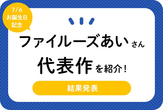声優・ファイルーズあいさん、アニメキャラクター代表作まとめ(2020年版)
