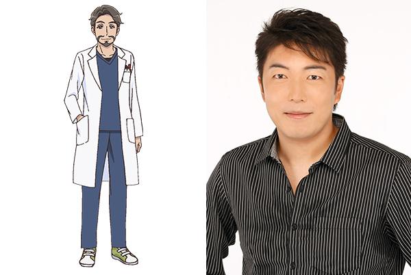 『ヒーリングっど♥プリキュア』声優・松田健一郎さんが、キュアスパークル/平光ひなたの父親役で出演決定! 公式コメントも到着