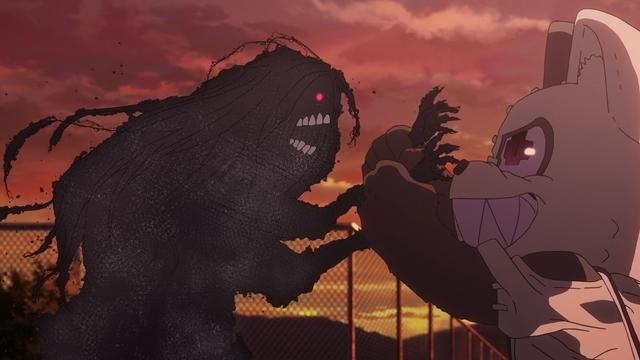 春アニメ『グレイプニル』最終話・第13話「二人で一つ」先行場面カット・あらすじ公開! 明日、山へ行くというクレアは、これから朝まで修一の家で過ごしたいと……-8