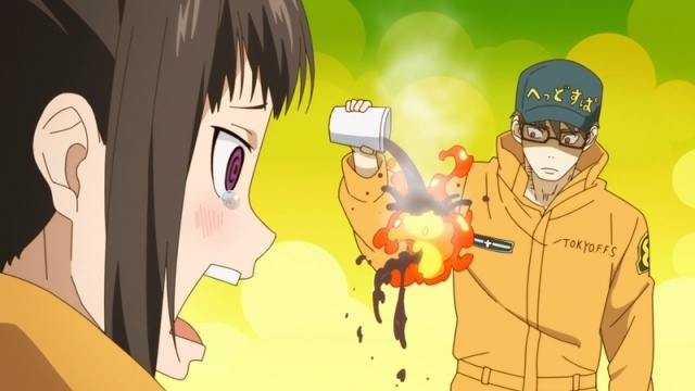 『炎炎ノ消防隊 弐ノ章』の感想&見どころ、レビュー募集(ネタバレあり)-3