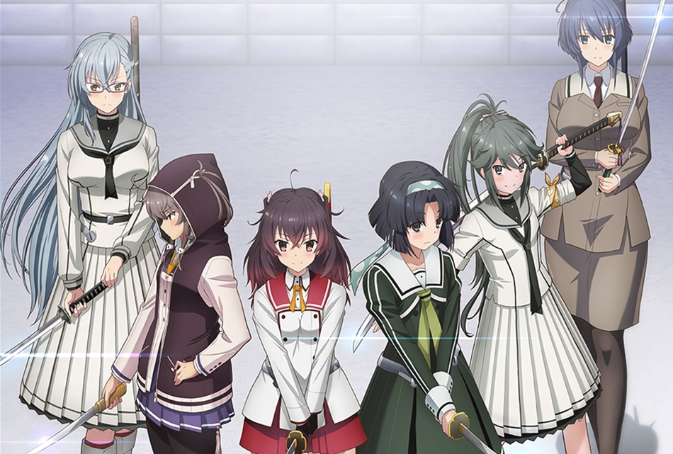 OVA『刀使ノ巫女 刻みし一閃の燈火』キービジュアルが公開