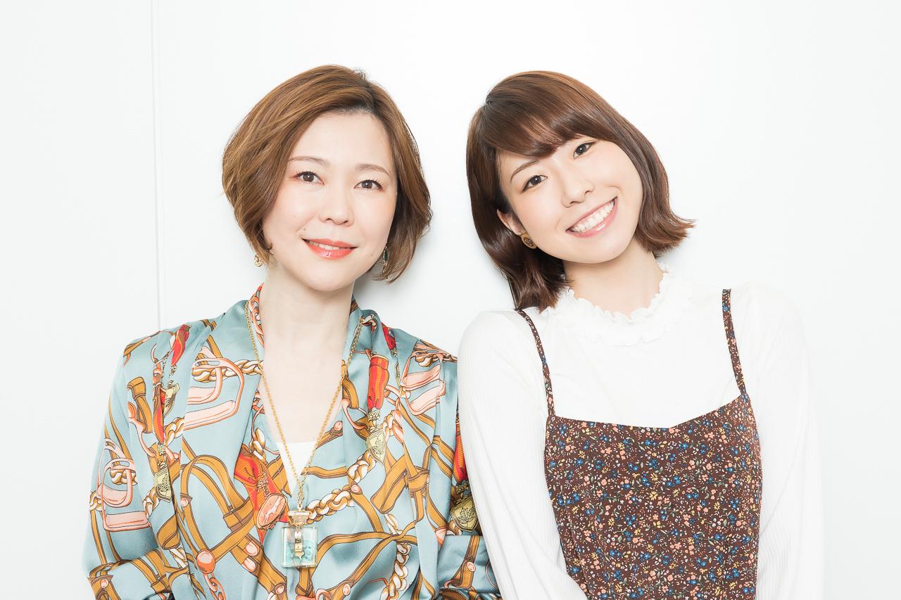 夏アニメ『GREAT PRETENDER』藤原夏海×園崎未恵インタビュー