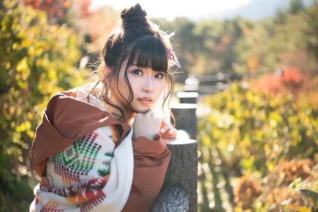 歌手・亜咲花さんが「世界コスプレサミット2020 ONLINE」に参加決定!スタジオライブでアニメ『シキザクラ』のOP主題歌を初歌唱-1