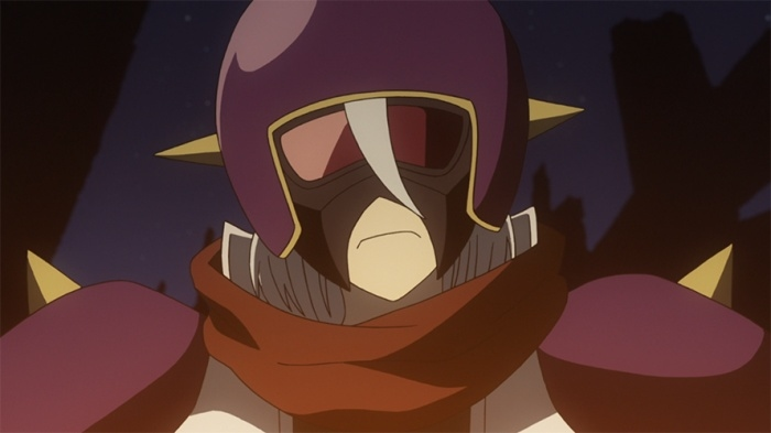 TVアニメ『カードファイト!! ヴァンガード外伝 イフ-if-』第6話の場面カットを公開! 鉄仮面を被った悪漢達のリーダーの正体とは……!?-3