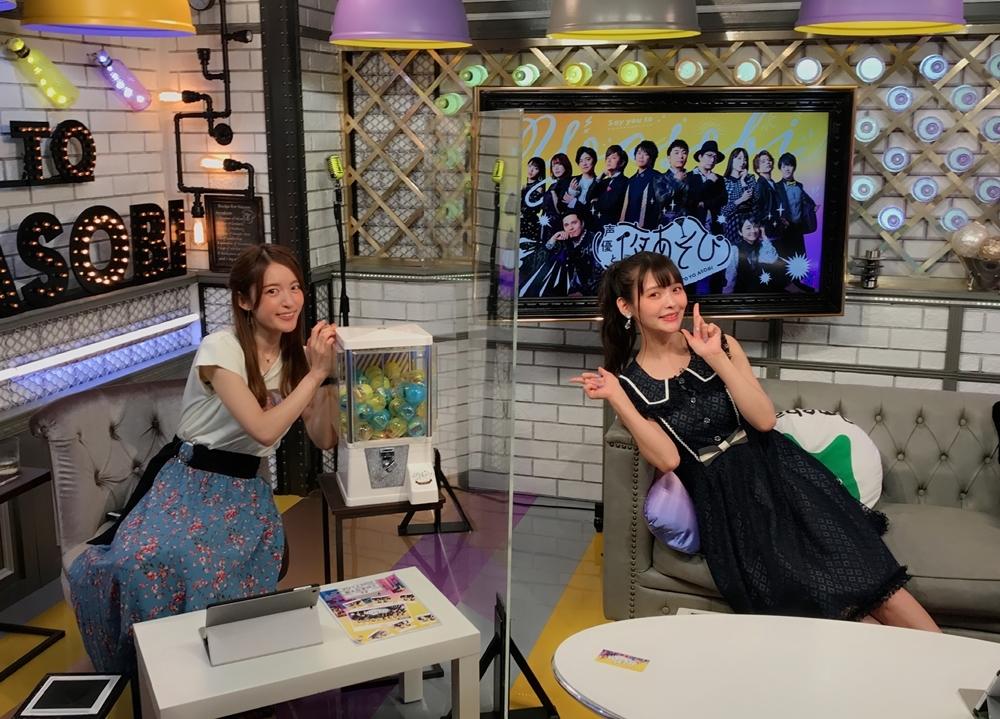 『声優と夜あそび 水【小松未可子×上坂すみれ】 #4』公式レポ到着!