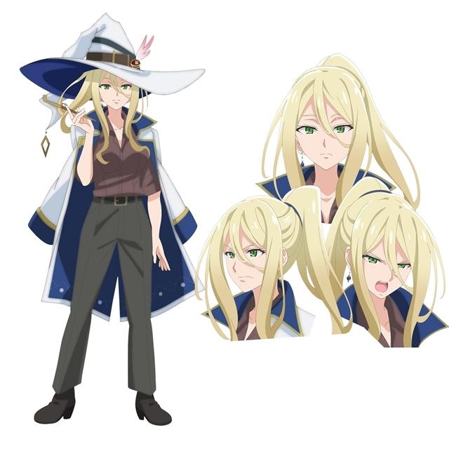 TVアニメ『魔女の旅々』2020年10月放送決定! 追加声優に日笠陽子さん、EDテーマはChouChoさんが担当-13