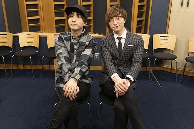 サンプロ所属の新ユニット・帷(とばり)、7/31発売の最新CD『innovation』から声優・中島ヨシキさん&住谷哲栄さんの公式インタビュー到着-5