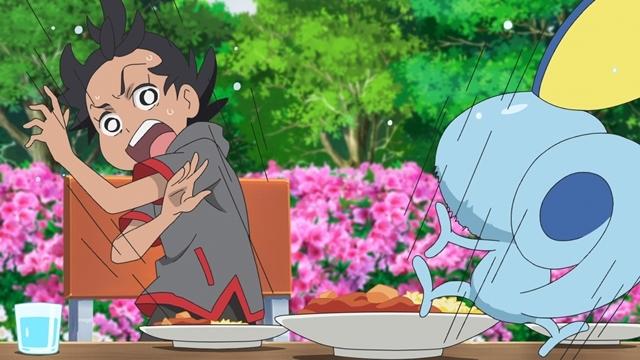TVアニメ『ポケットモンスター』ついにみずとかげポケモン・メッソン登場! ゲーム『ポケットモンスター ソード・シールド』で最初のパートナーにすることができる3匹のうちの1匹がアニメに-5