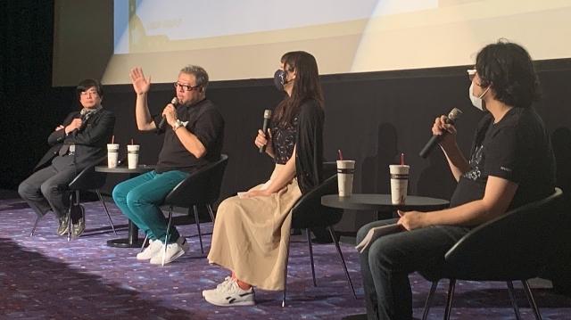 劇場版『BanG Dream! FILM LIVE』再上映を記念したトークショーに梅津朋美監督、木谷高明さんらが登壇!『2nd Stage』の新情報も!-2