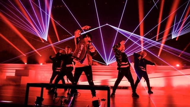 声優・アーティストの内田雄馬さん、最新ライブBD&DVDよりアゲアゲな本格ダンスチューン「VIBES」のライブ映像フル公開!