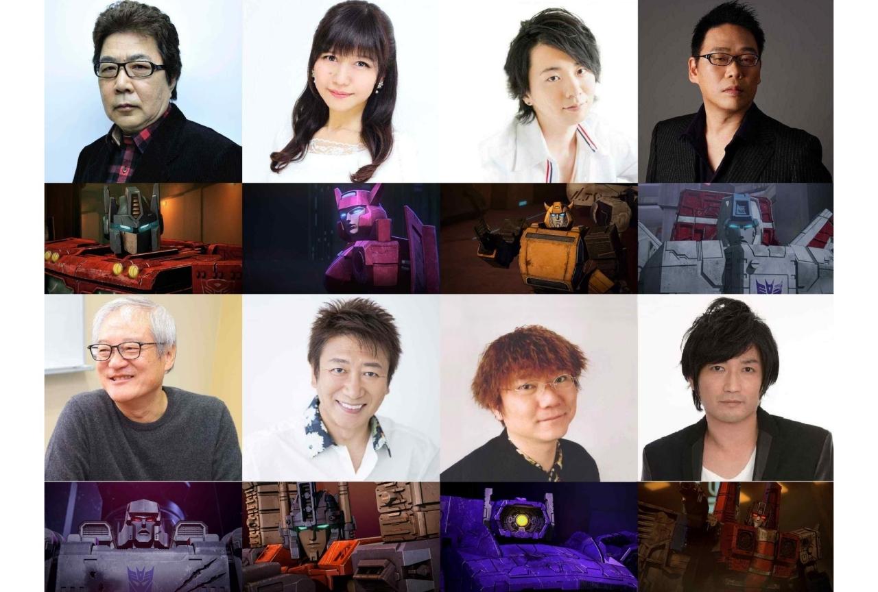『トランスフォーマー』新作アニメの日本版声優として玄田哲章ら出演