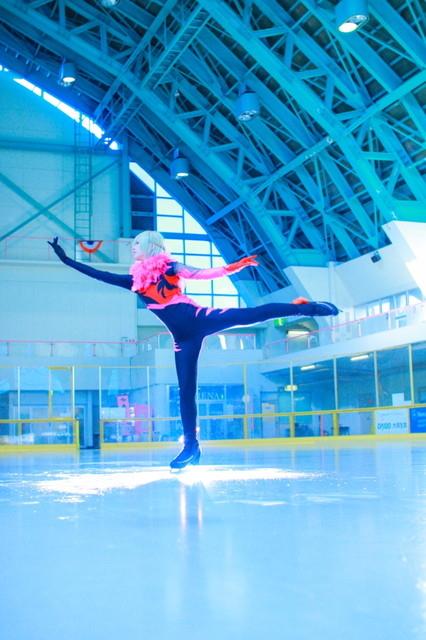 ▲ユーリ!!! on ICE / ユーリ・プリセツキー