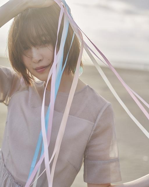 ▲上田麗奈さん最新アーティスト写真