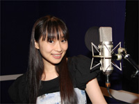 PSP用『大正野球娘。』主題歌を歌う今井麻美さんインタビュー