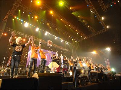 (C)Animelo Summer Live 2009/DWANGO