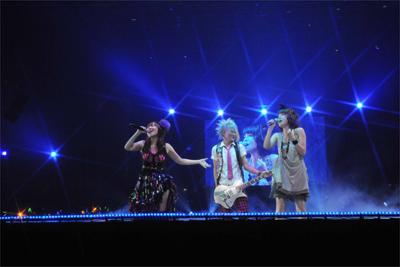 angela+石川智晶 (C)Animelo Summer Live 2009/DWANGO