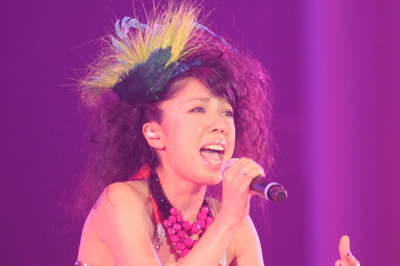 いとうかなこ (C)Animelo Summer Live 2009/DWANGO