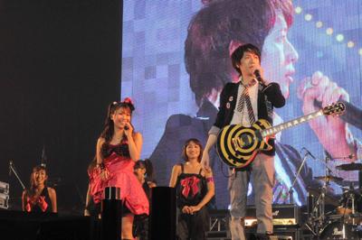 彩音 (C)Animelo Summer Live 2009/DWANGO