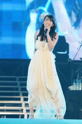 ELISA (C)Animelo Summer Live 2009/DWANGO