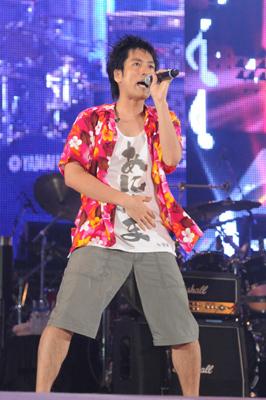 ビートまりお (C)Animelo Summer Live 2009/DWANGO