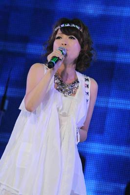 石川智晶 (C)Animelo Summer Live 2009/DWANGO