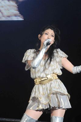 茅原実里 (C)Animelo Summer Live 2009/DWANGO