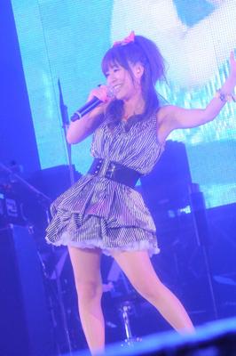米倉千尋 (C)Animelo Summer Live 2009/DWANGO