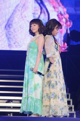 savage genius&近江知永 (C)Animelo Summer Live 2009/DWANGO