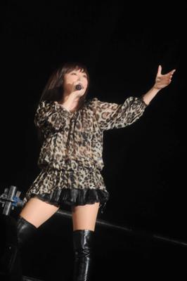 奥井雅美 (C)Animelo Summer Live 2009/DWANGO