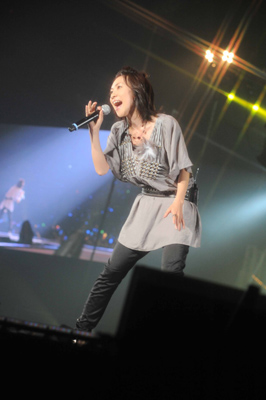 Suara (C)Animelo Summer Live 2009/DWANGO