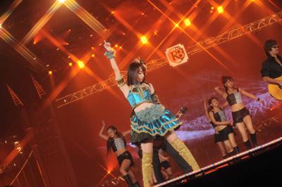 水樹奈々 (C)Animelo Summer Live 2009/DWANGO