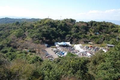 眉山山頂秋フェスタ2009-2