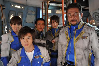 『ウルトラギャラクシー大怪獣バトル』で活躍したZAP SPACYのクルーも登場!